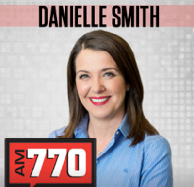 Danielle Smith: 770 AM radio
